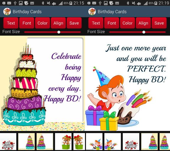 Birthday Cards On Google Play